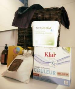 Naturlig vaskemiddel