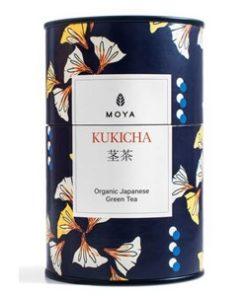 Økologisk Grønn Te Moya Kukicha 60g