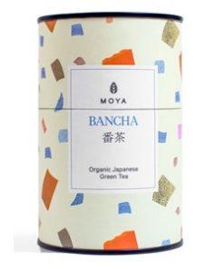Økologisk Grønn Te Moya Bancha fra Japan 60g