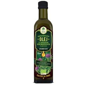 Økologsik marietistel olje kaldpresset 250ml DARY NATURY